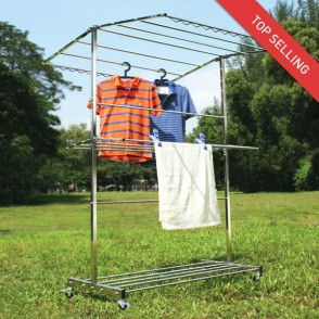 CD 304N - CLOTHES HANGER (2-Tier)