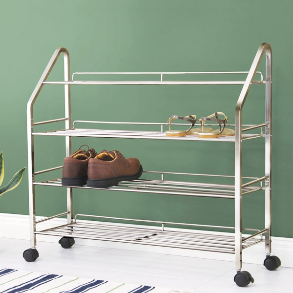 SR 301 - SHOE RACK (4-Tier)